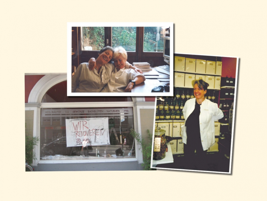Kräuterdrogerie Victor seit 1999